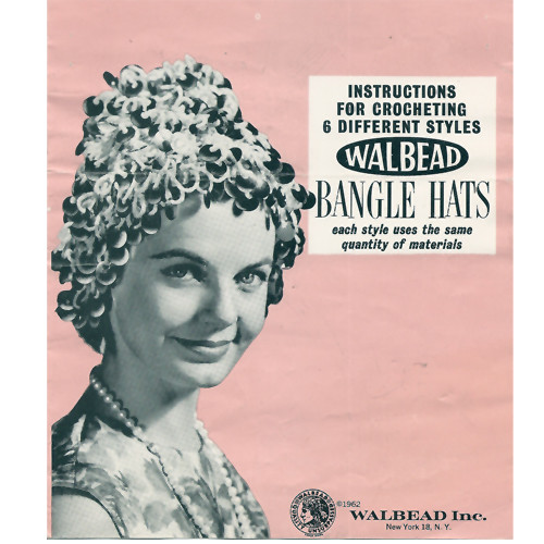 Crochet Bangle Hats Pattern Book