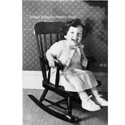 Free Toddler Jacket Knitting Pattern