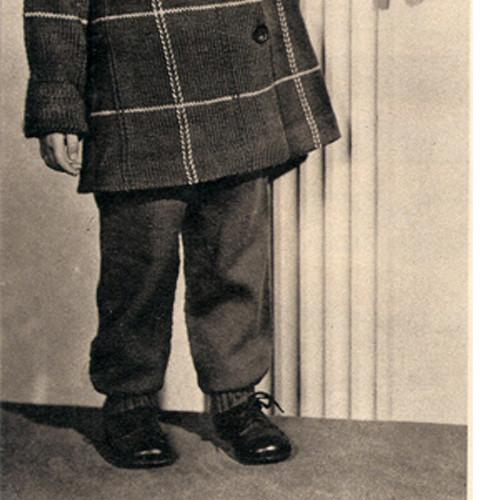 Childs Knitted Leggings Pattern