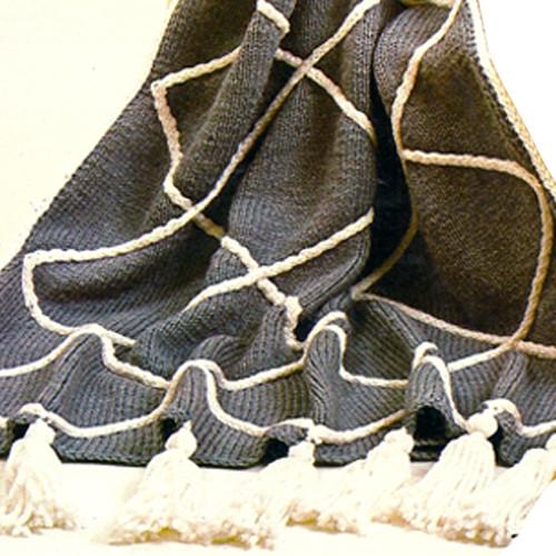 Crochet Afghan Pattern for Men