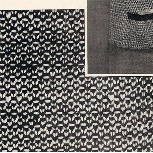 Mans Cardigan Knitted pattern Stitch