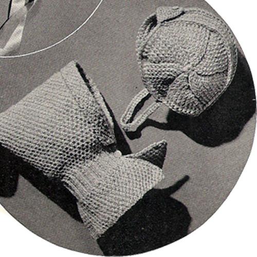 Crochet Pattern for Baby Helmet