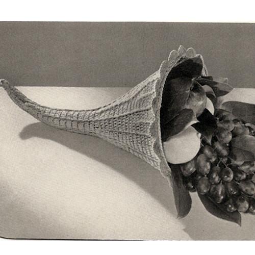 Cornucopia Crochet pattern from Coats & Clarks