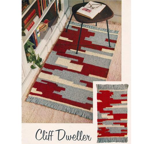 Crochet Aztec Rug Pattern