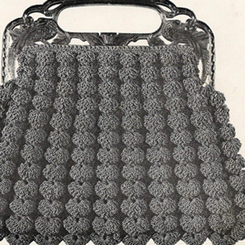 Shell Crochet Handbag Pattern