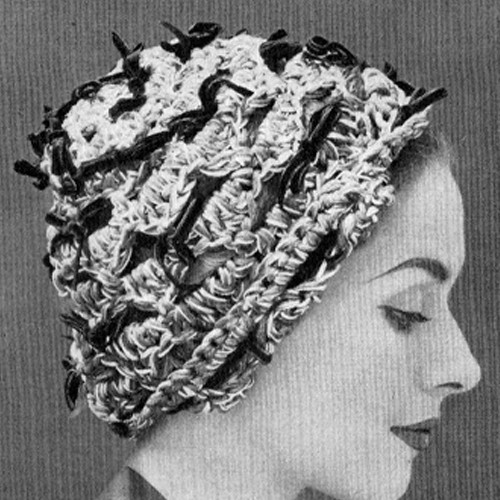 Vintage Pixie Hat Crochet Pattern