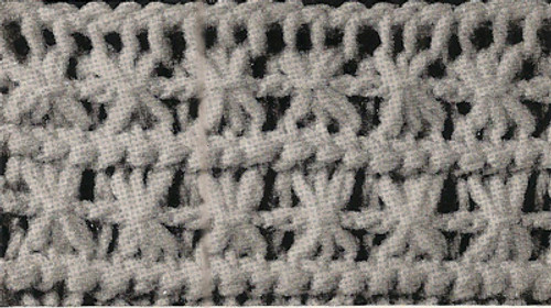 Knitted Shrug Pattern Stitch