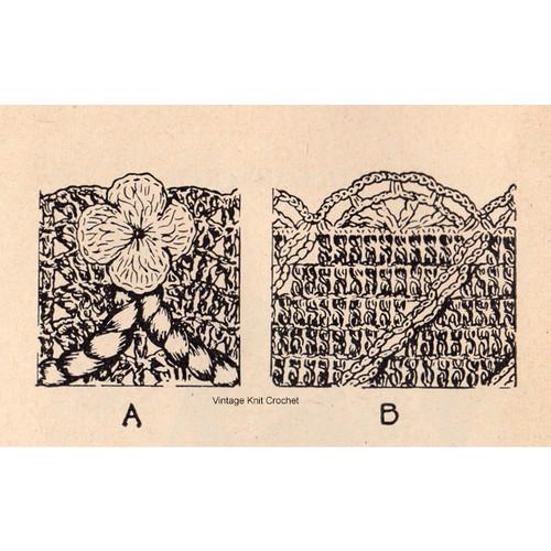 Crochet Glass Koozie Pattern