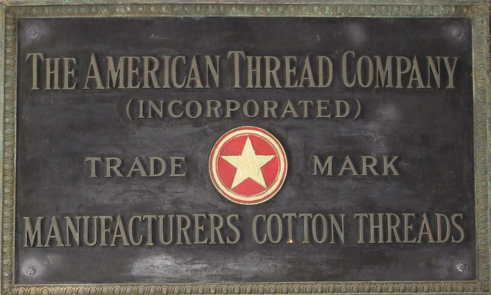 American Thread Company Logo