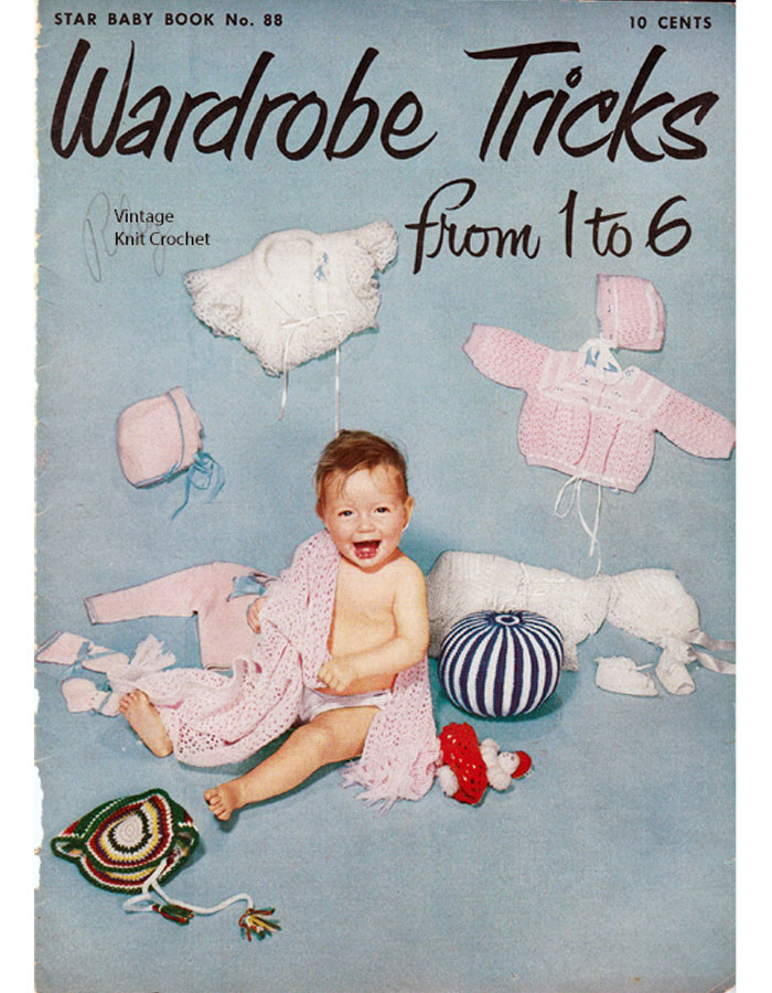 Star Book 88 Wardrobe Tricks from 1 to 6 Cover