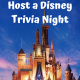 Host a Disney Trivia Night to Fill Your Seats