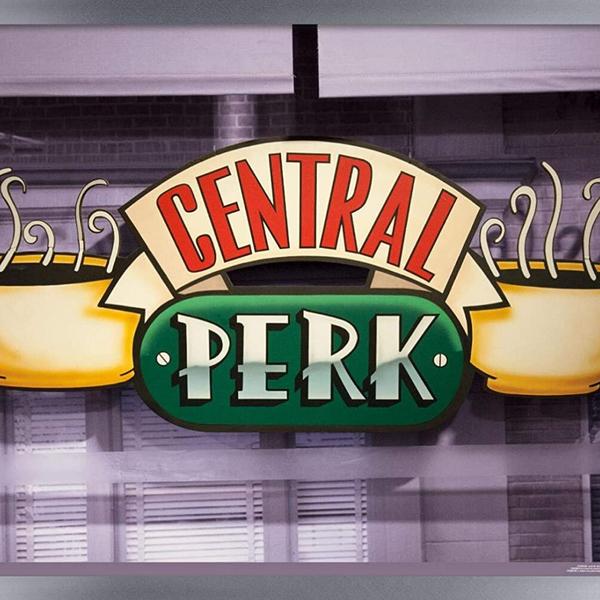 Central Perk: Friends Trivia Round Hard