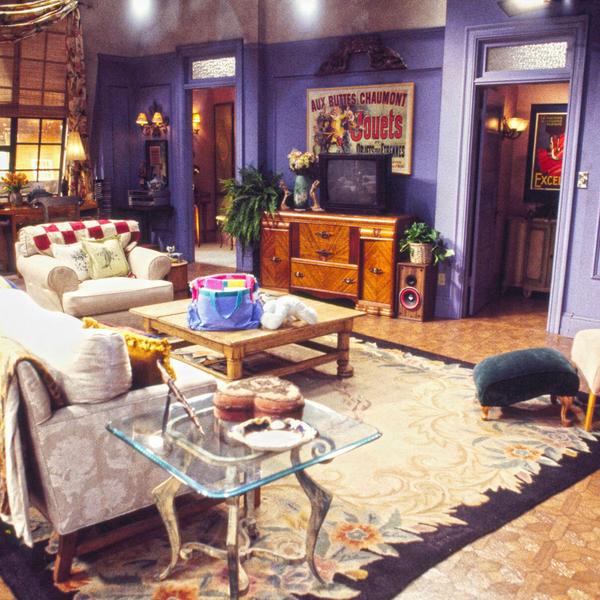 PICTURE: Friends Sights - Friends TV Trivia
