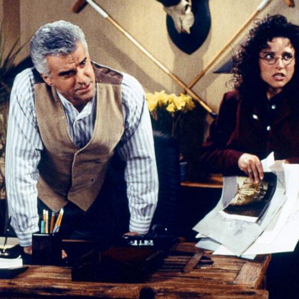 AUDIO: Finish the Seinfeld Quote Trivia