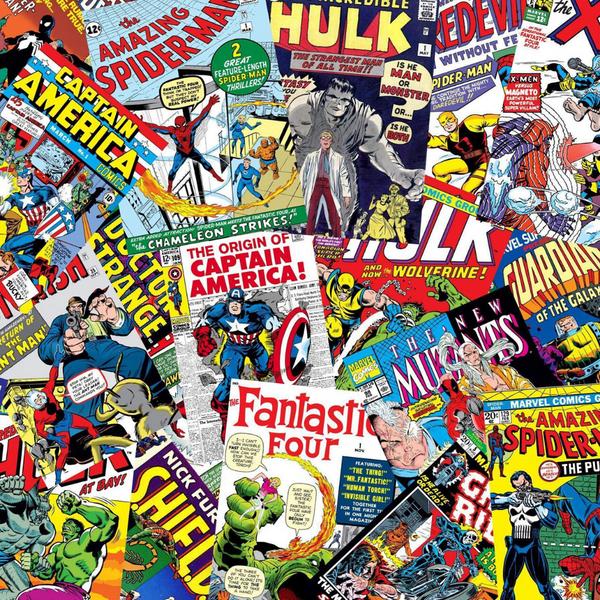 Hero Movies and Comic Book Trivia