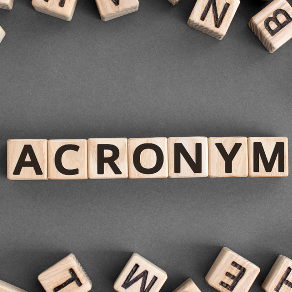 Stand for Something: Acronyms Trivia