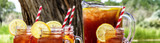 Iced Tea - the must-have for summer