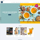 Jenier World of Teas Launch Improved Website