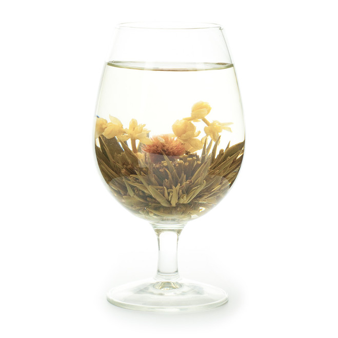 Lily's Love Flowering Tea