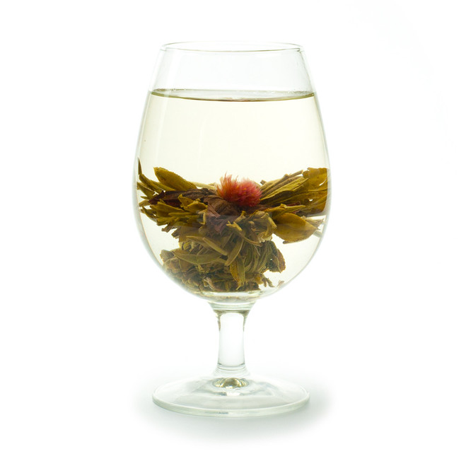 Lotus Peak Flower Burst Flowering Tea