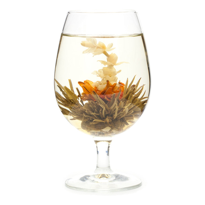 Tiger Leaping Flower Burst Flowering Tea