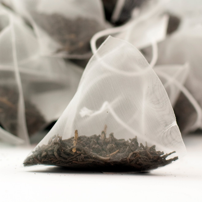 Decaffeinated Earl Grey Tea Pyramid Teabags