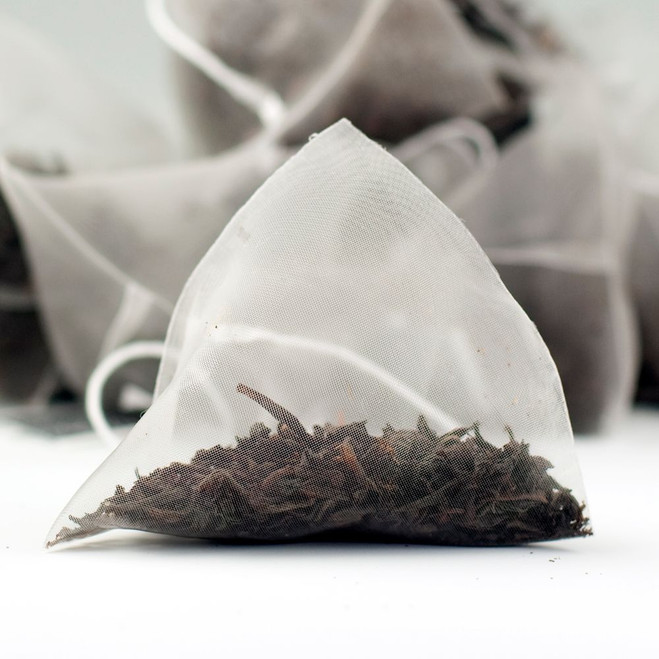Decaffeinated English Breakfast Pyramid Teabags