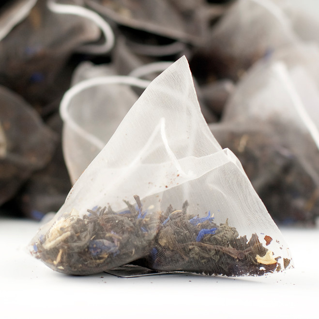 English Royal Tea Blend Pyramid Teabags