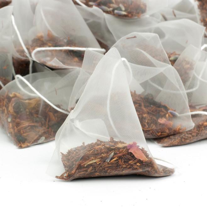 Fruit & Blossom Rooibos Tea Pyramid Teabags