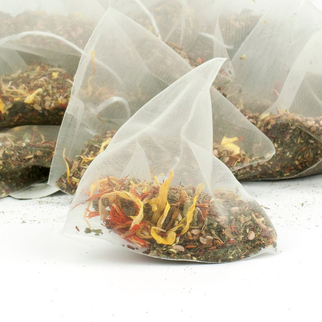 Harmony Herbal Tea Pyramid Teabags
