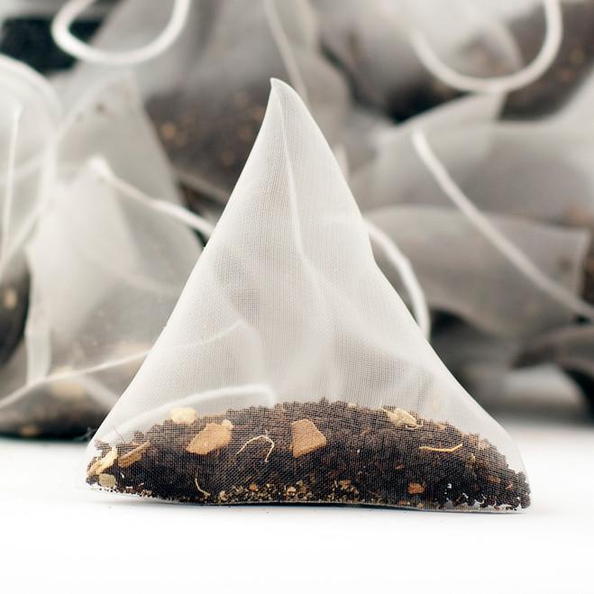 Kuchipudi Masala Chai Tea Pyramid Teabags