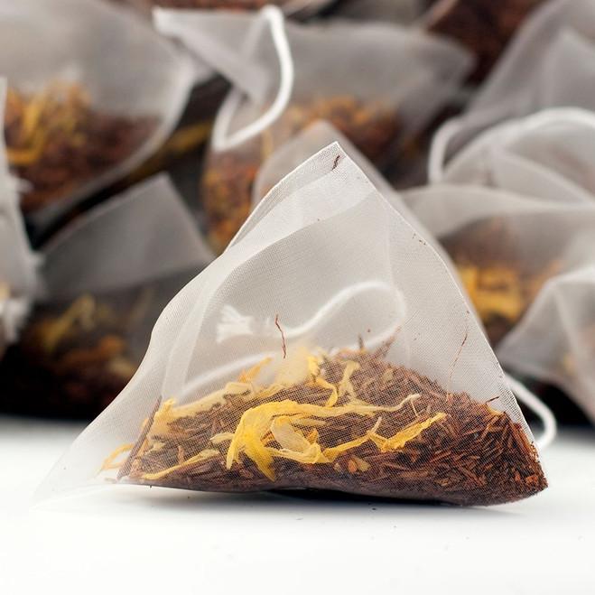 Totonac Vanilla Rooibos Tea Pyramid Teabags