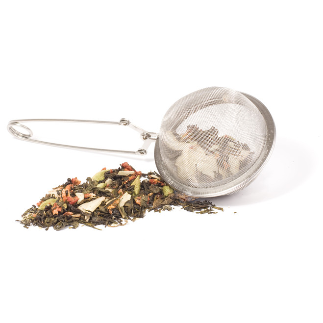 Long Handled Mesh Pincer Tea Infuser (Pack of 6)