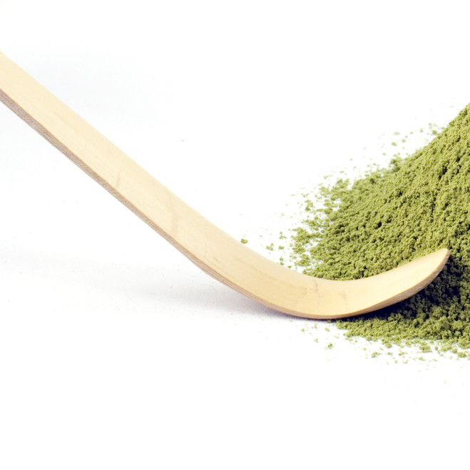 Matcha Bamboo Scoop (Packs of 6)