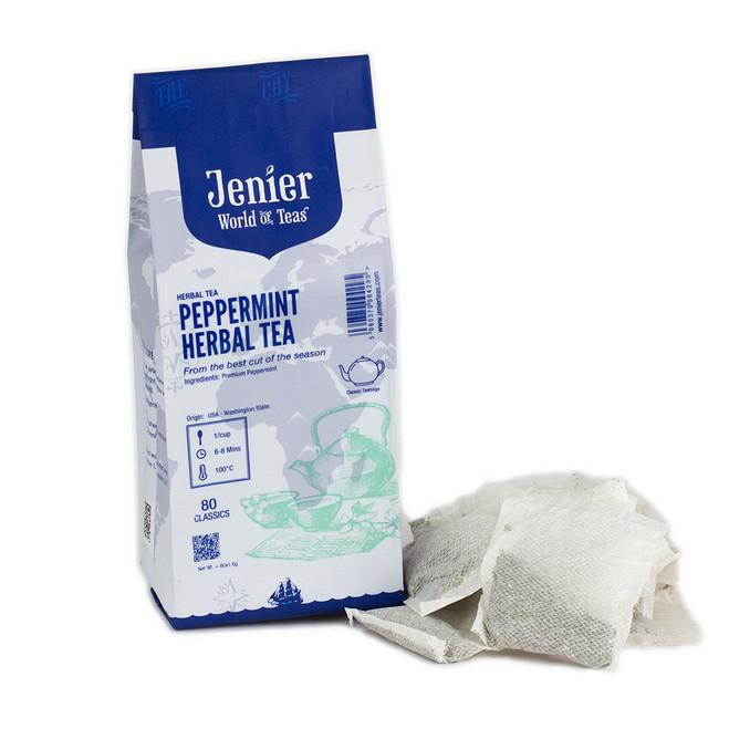 Peppermint Classic Teabag