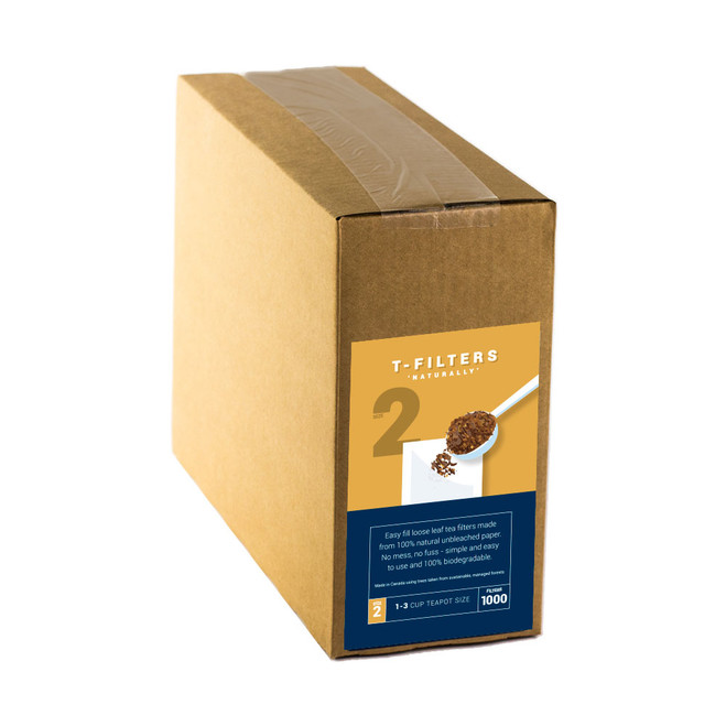 T-FILTERS - Size 2 Catering Pack