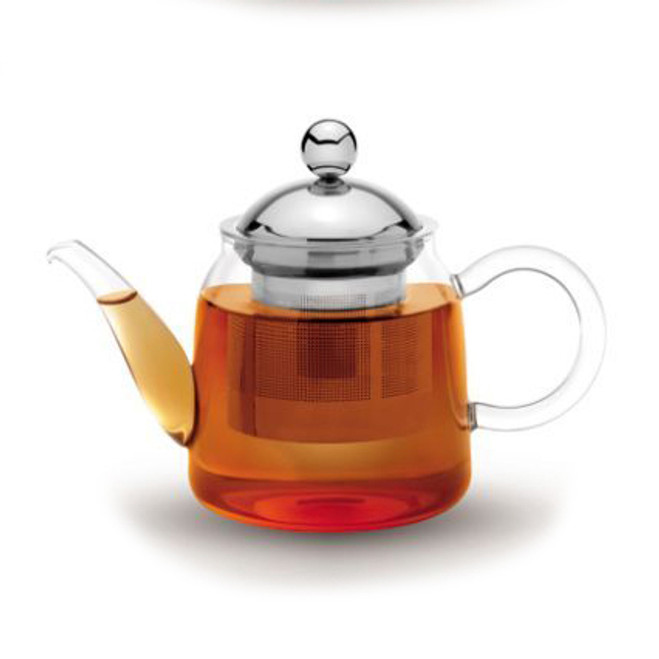 Kara Glass Teapot