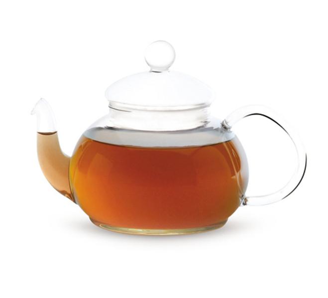 Lotus Glass Teapot
