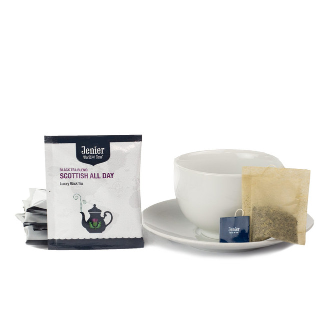 Earl Grey Single Wrapped Premium Tea Bag