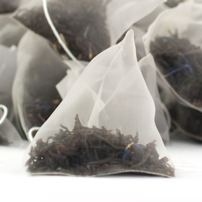 Earl Grey Tea Pyramid Teabags