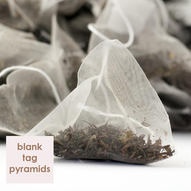 Margaret's Hope TGFOP Darjeeling Blank Tag Pyramid Teabags