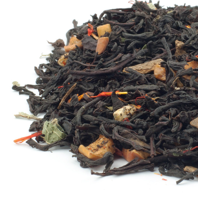 Apple & Cinnamon Flavoured Black Tea from Sri Lanka