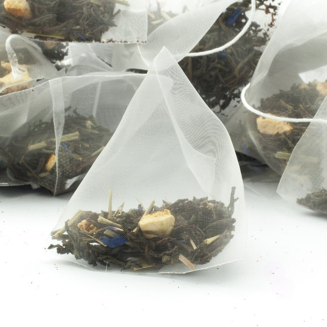 French Lavender Earl Grey Pyramid Teabags - Customised