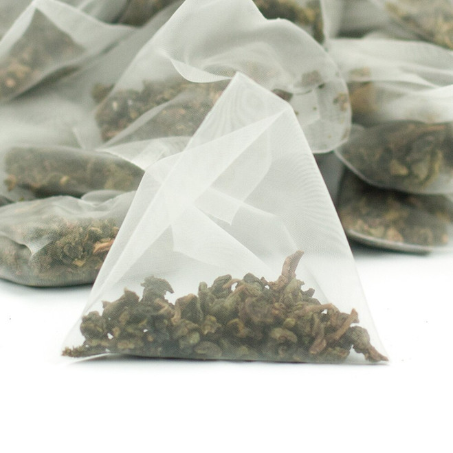 Formosa Gunpowder Pyramid Teabags - Customised