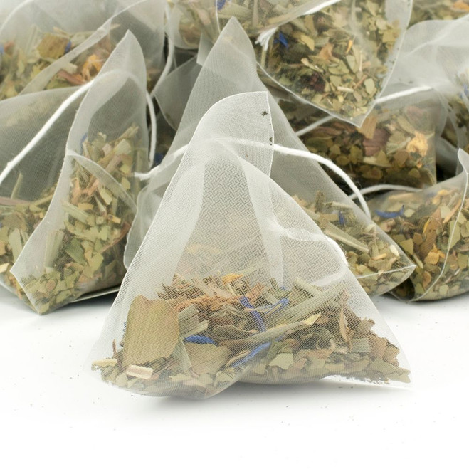 More Zest Herbal Tea Pyramid Teabags