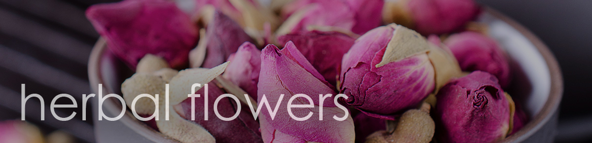 Luxury Herbal Flowers from Jenier World of Teas