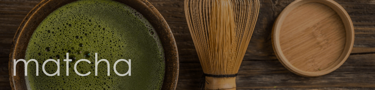 Matcha from Jenier World of Teas