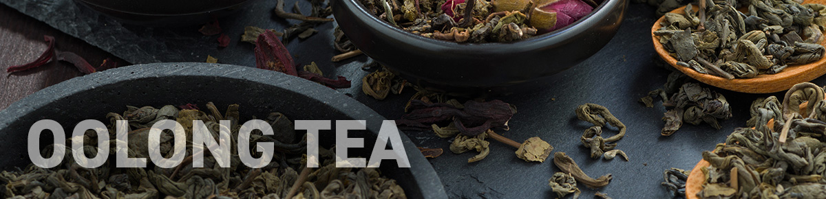 Luxury Oolong Tea from Jenier World of Teas