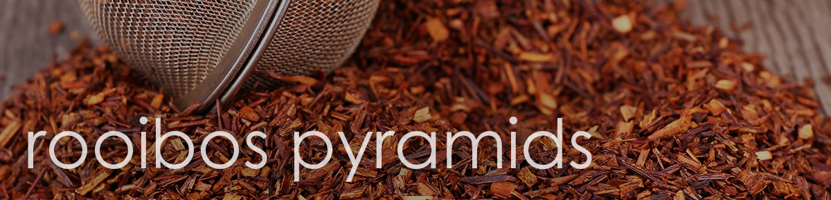 Rooibos Pyramids from Jenier World of Teas width=