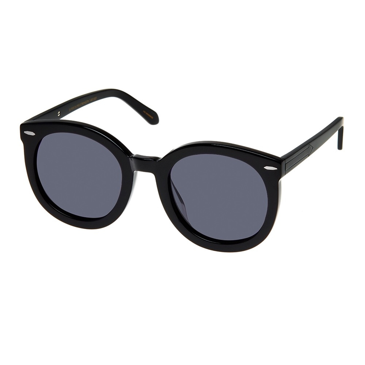 1bc3391225e Karen Walker Alternative Fit Super Duper Strength Black